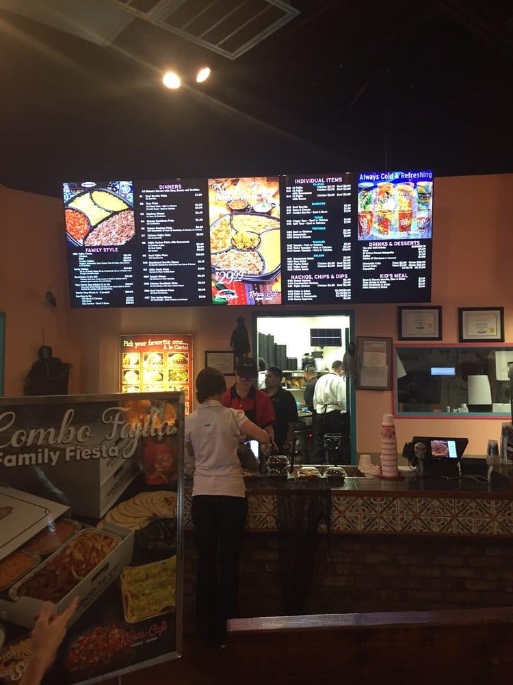 Rosa S Cafe Tortilla Factory Lubbock Tx