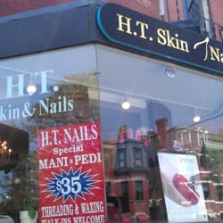 H t skin nails 10 photos 27 reviews nail salons for 10 newbury salon