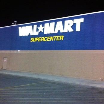Walmart Supercenter  Front Beach Rd Panama City Beach Fl