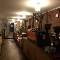 Cafe Grumpy Chelsea Menu