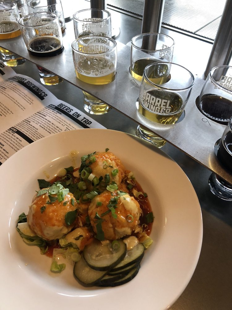 Food from 10 Barrel Brewing - West Side Bend