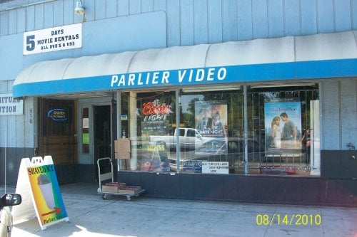 Parlier Video Rentals