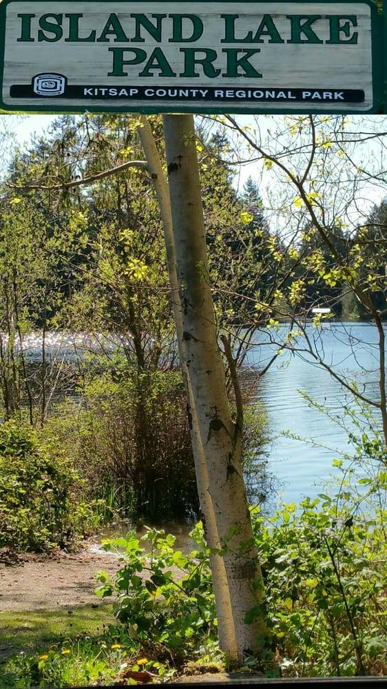Island Lake County Park
