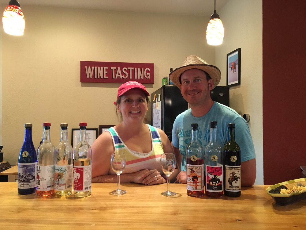 Table Mountain Vineyards & Winery: 5933 Rd 48, Huntley, WY