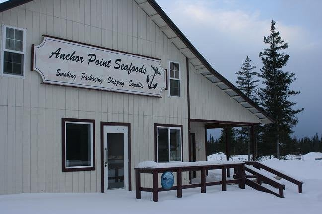 Anchor Point Seafoods: Mm 32 N Fork Rd, Anchor Point, AK