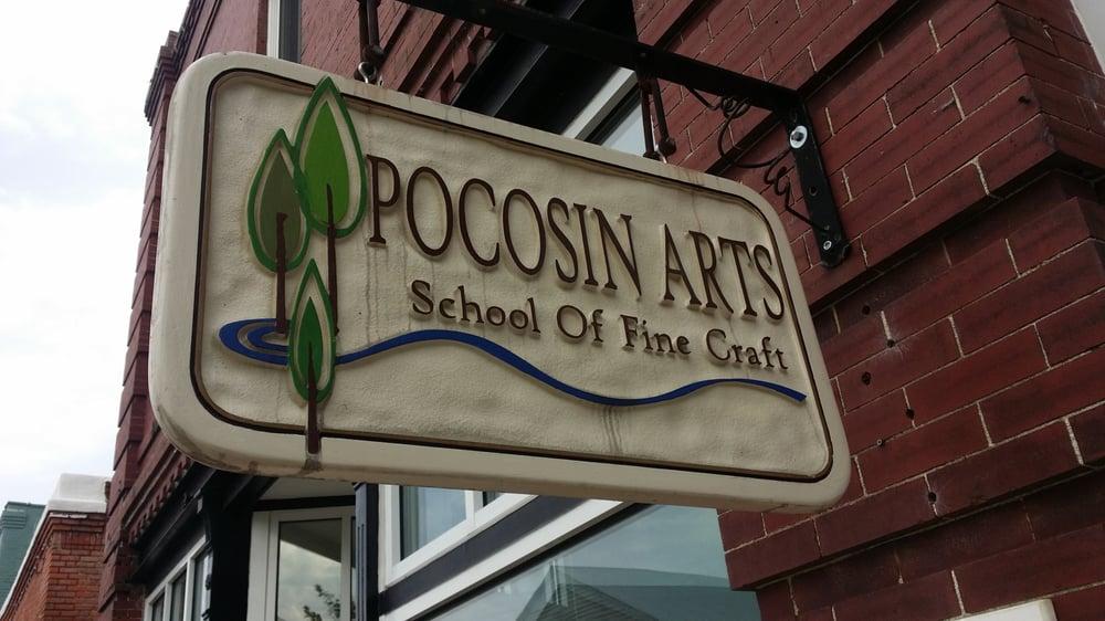 Pocosin Arts: 201 Main St, Columbia, NC