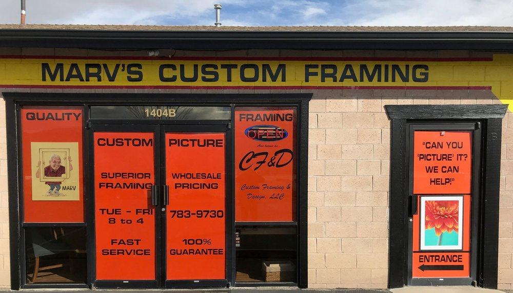 Custom Framing & Design