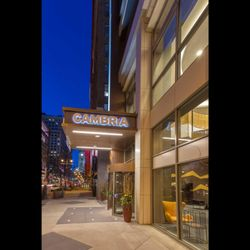 Photo Of Cambria Hotel Philadelphia Downtown Center City Pa United States