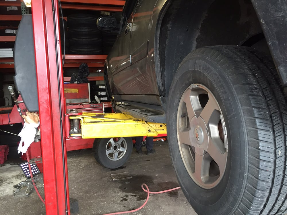 Mavis discount tire alignment coupon