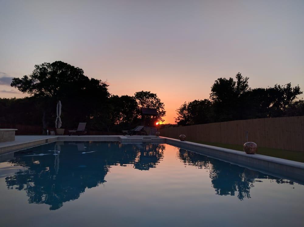 Galaxy Pools: Rhome, TX
