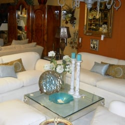 Photo Of Past Perfect Consignment   Boca Raton, FL, United States.  Contemporary Couch