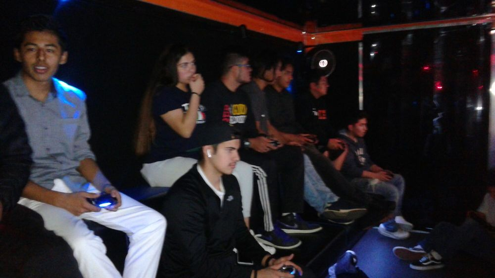 Kids Cool Game Truck
