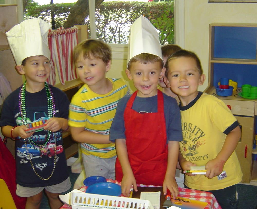 Dramatic play & dress-up. During free play children have ...