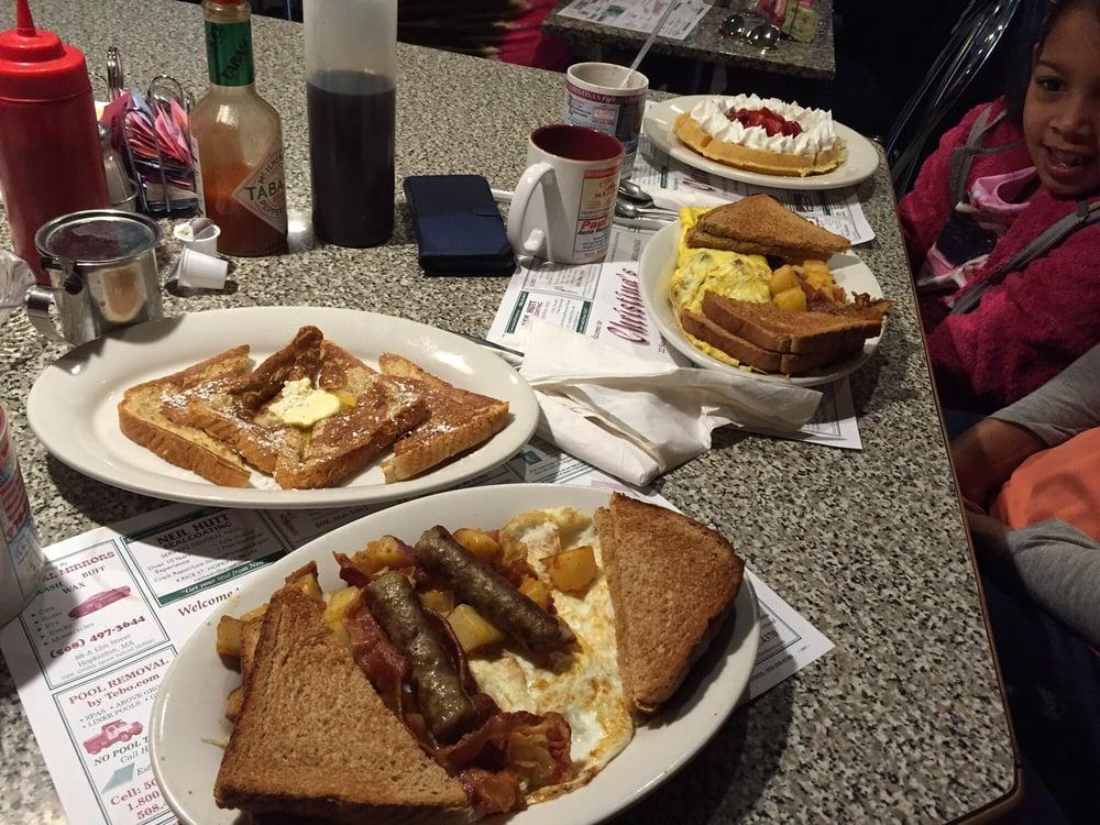 Christina S Cafe Westborough Menu