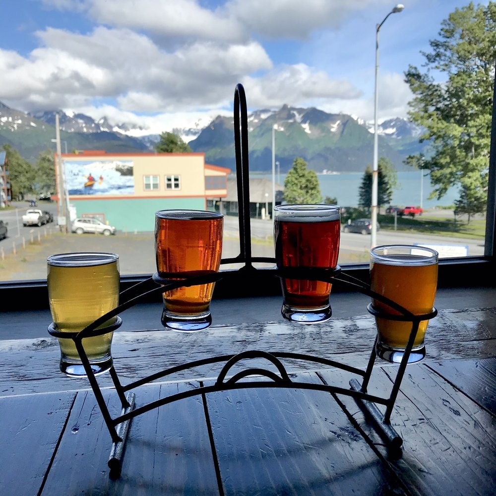 Seward Brewing Company: 139 4th Ave, Seward, AK