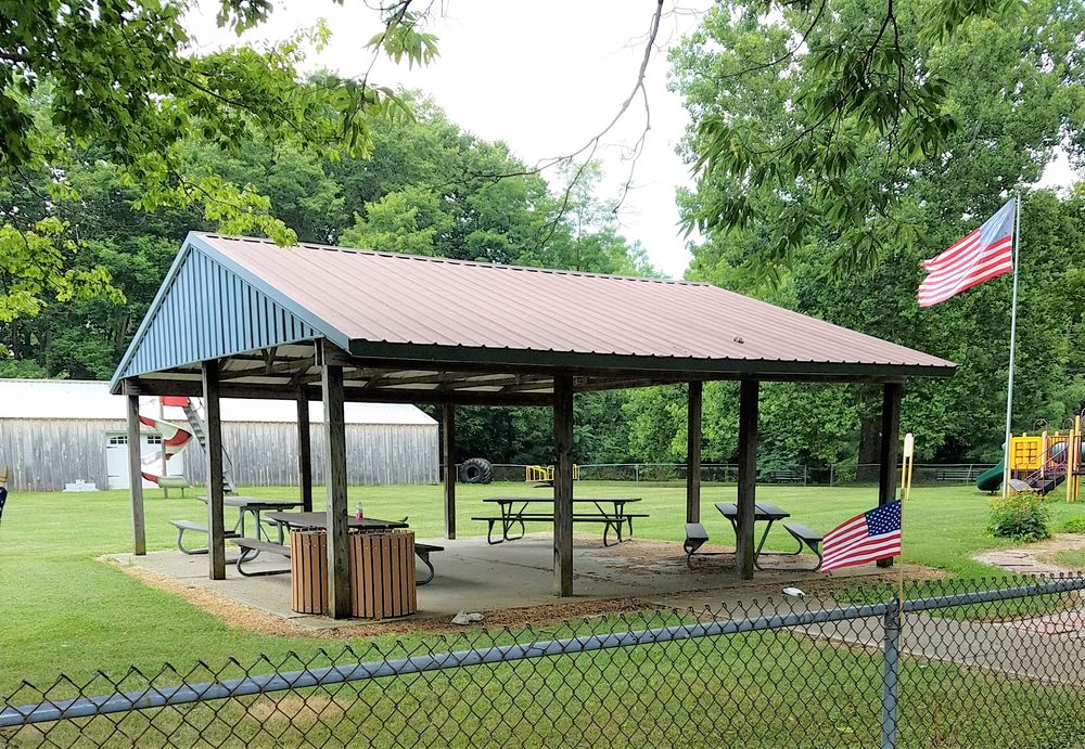 Carroll County Historical Society Park: 710 N Washington St, Delphi, IN