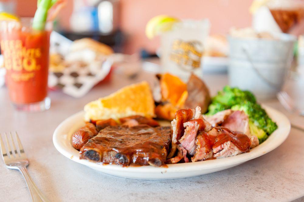 Sagebrush BBQ & Grill: 1101 Grand Ave, Grand Lake, CO