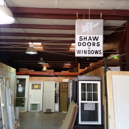 Photo Of Shaw Building Supply   Mount Olive, AL, United States. Our Door.  Our Door And Window Warehouse.