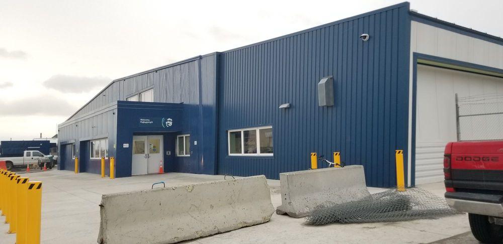 Ralph Wien Memorial Airport - OTZ: 100 Airport Access Rd, Kotzebue, AK