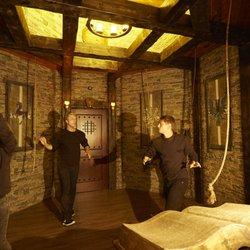 Escape room germantown