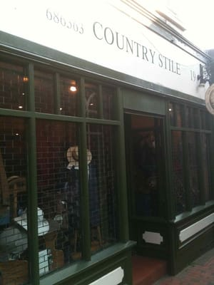 Country Stile Womens Clothing 17 Chapel Place Tunbridge Wells