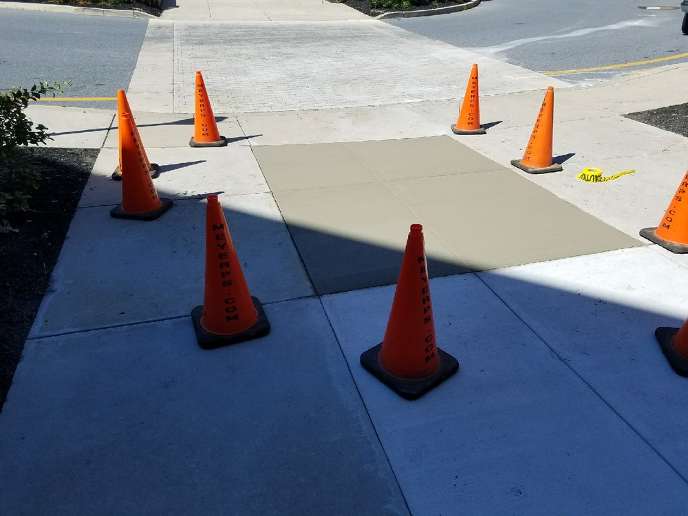 Woody's Concrete and Masonry Construction: Danielsville, PA