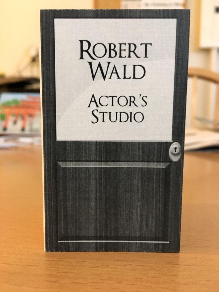 Robert Wald Actor's Studio: 3877 Vermont St, San Diego, CA
