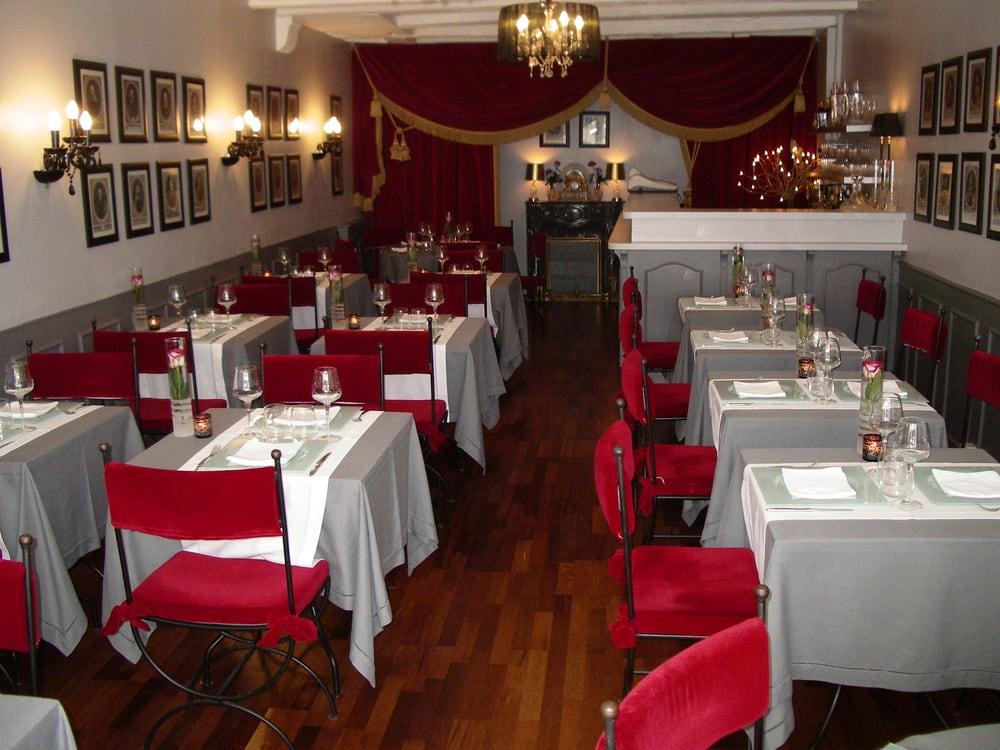 le rideau rouge 19 recensioni cucina francese 38 rue de la scellerie tours francia. Black Bedroom Furniture Sets. Home Design Ideas