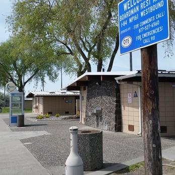 Boardman Rest Area 22 Photos Rest Stops I84 161 Eastbound