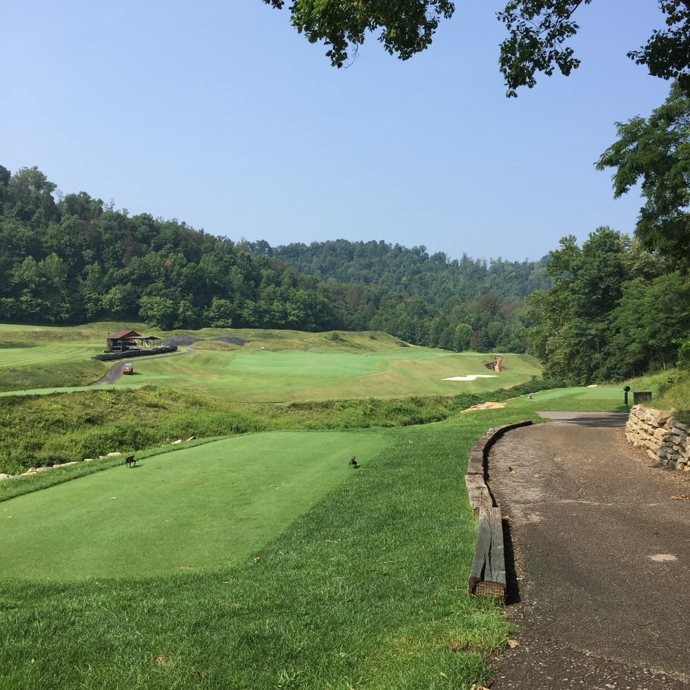 Pete Dye Golf Club: 801 Aaron Smith Dr, Bridgeport, WV