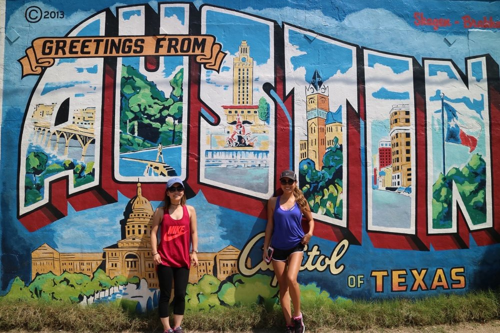 Photos for greetings from austin postcard mural yelp photo of greetings from austin postcard mural austin tx united states m4hsunfo