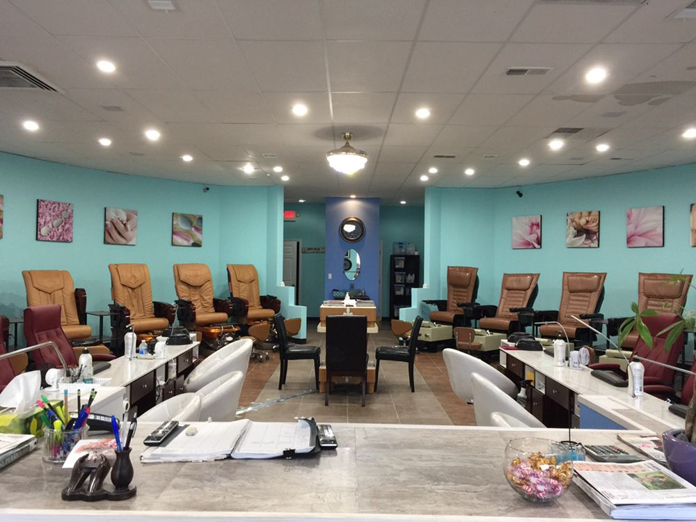 Angel Nails And Spa St Augustine