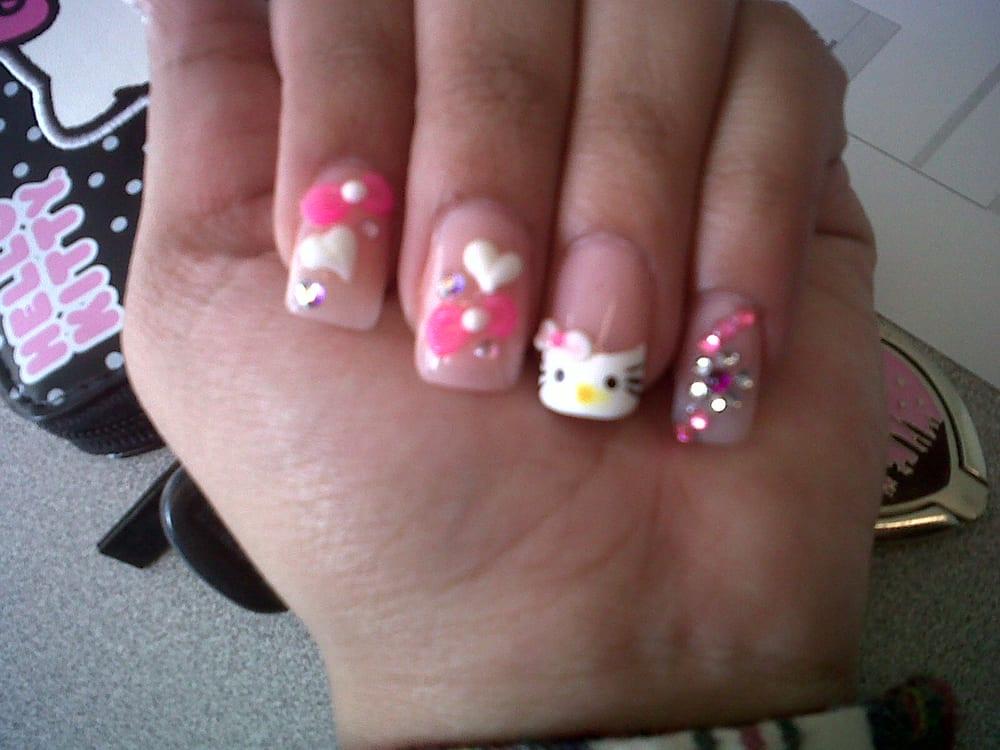 https://s3-media1.fl.yelpcdn.com/bphoto/XYKEEmz9BjeyyCmUYs4gKQ/o.jpg Cute Hello Kitty Acrylic Nails