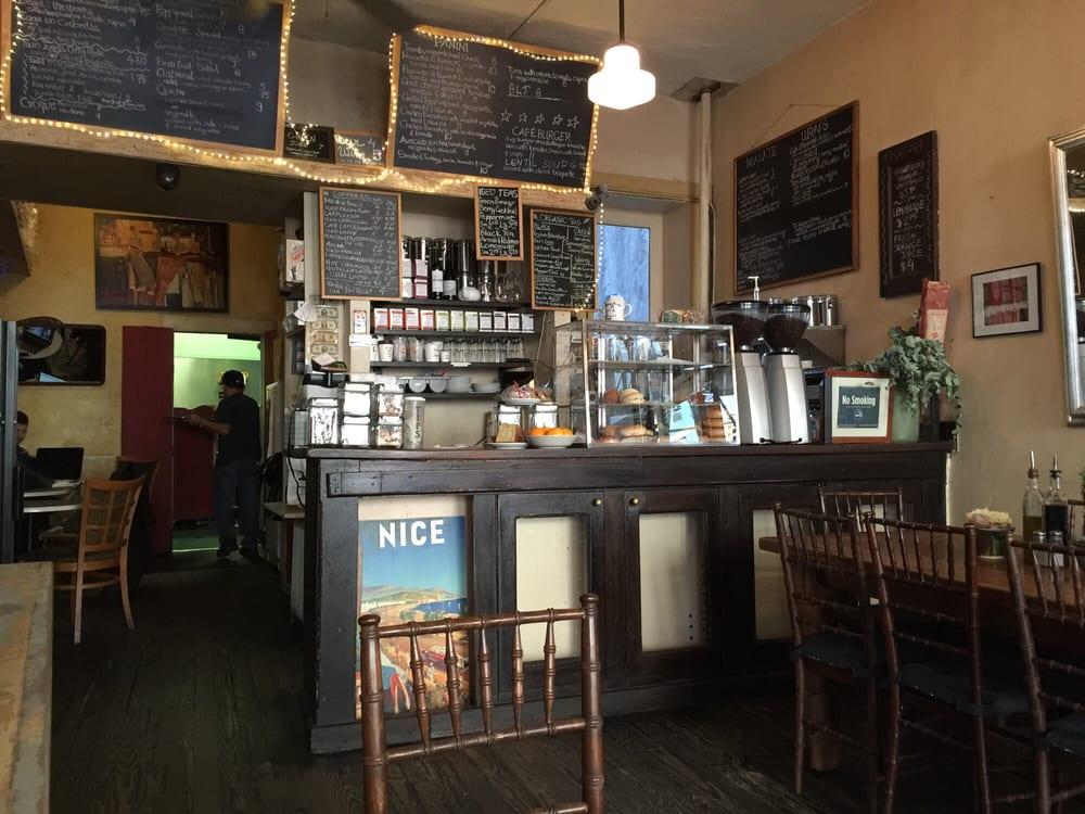 Cafe Panino Mucho Giusto New York Ny