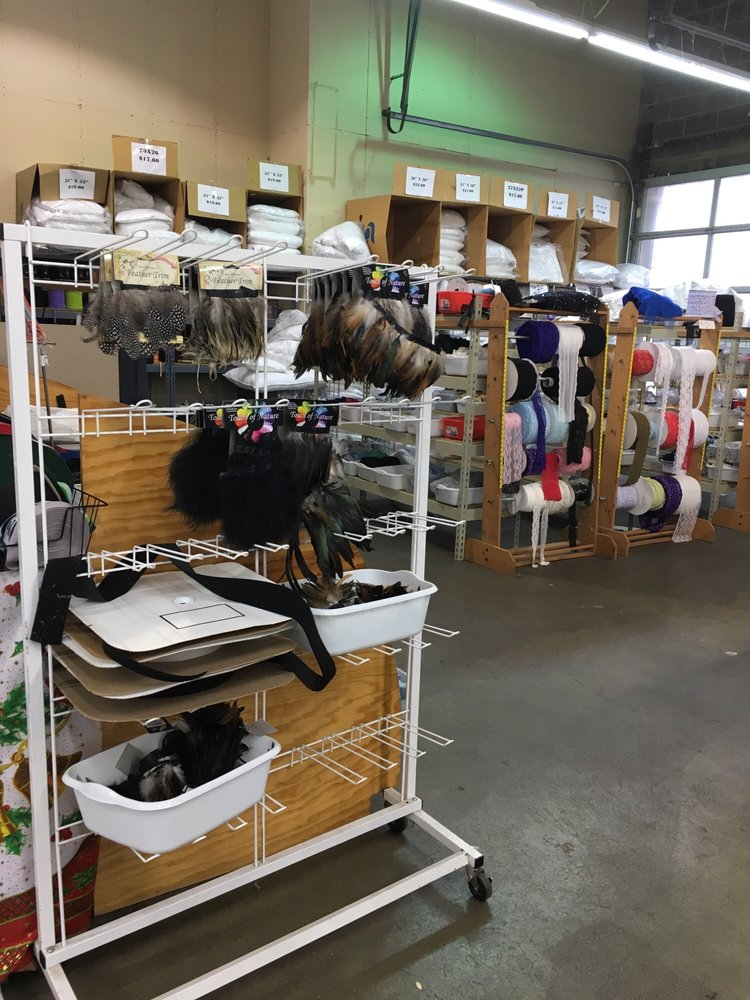 Wherehouse Fabric Outlet
