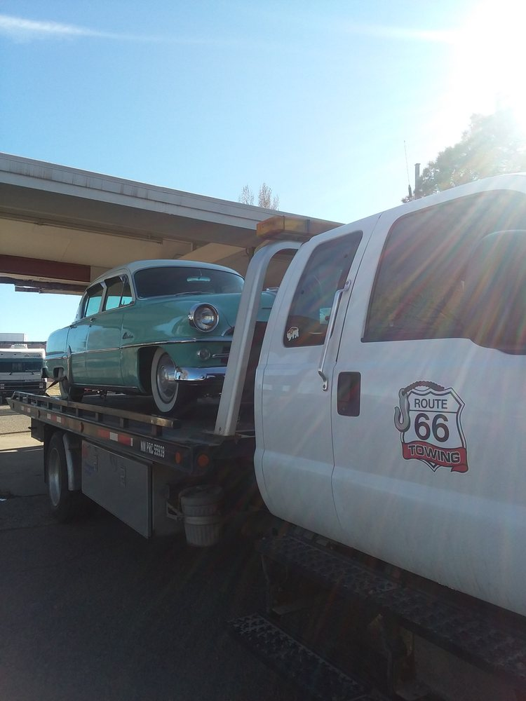 Route 66 Towing: 1111 W Santa Fe Ave, Grants, NM