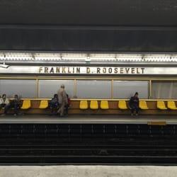 Métro Franklin D. Roosevelt - Public Transportation - Rond Point ...