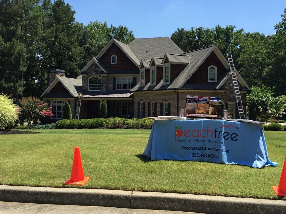 Peachtree Roofing Amp Peachtree Restorations Get Quote