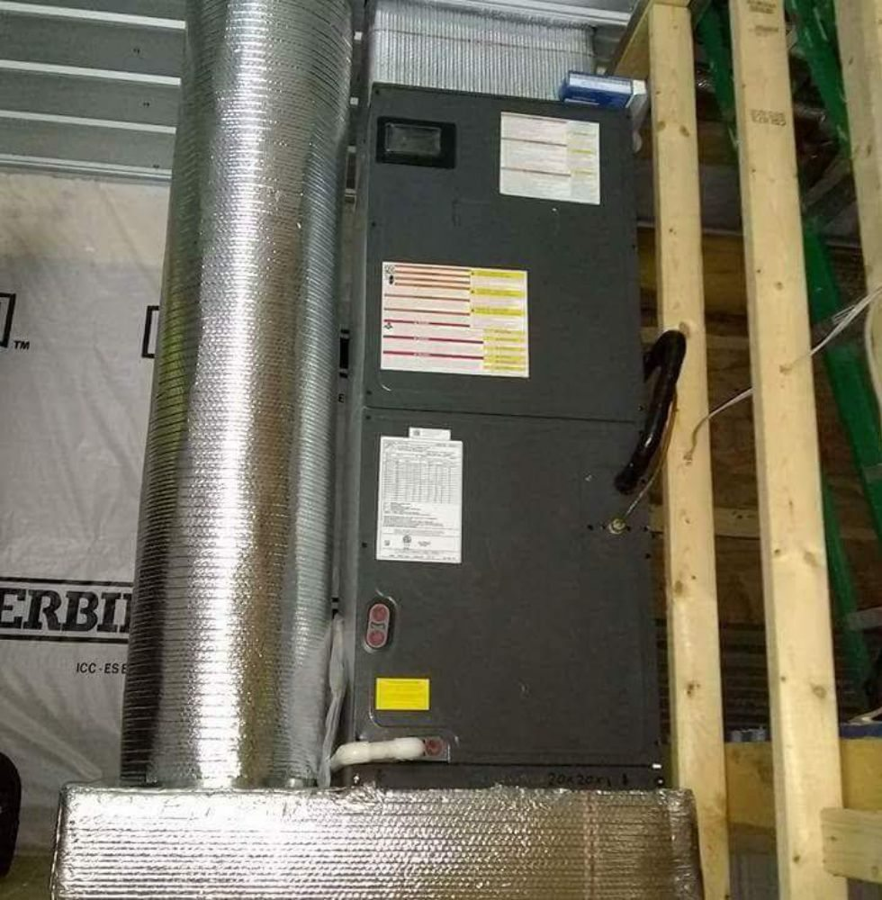Blairs heating and cooling: 578 E Possum Rd, Springfield, OH