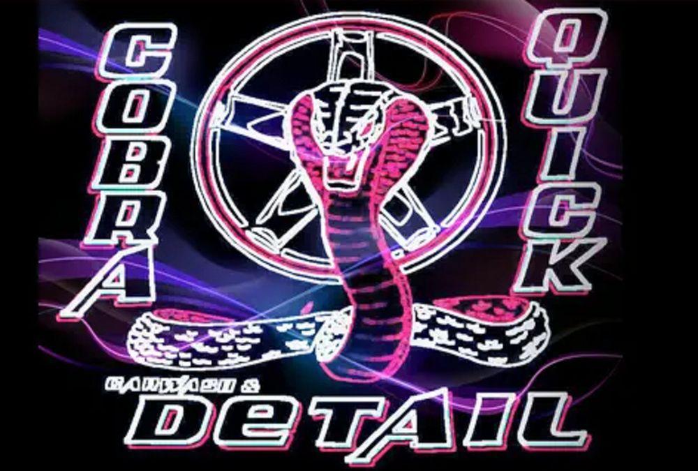 Cobra Quick Car Wash & Detail: 805 E Francis Ave, Spokane, WA