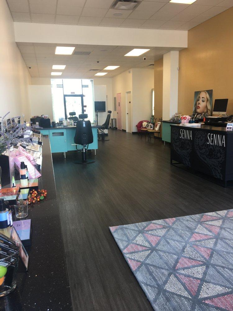 Photo Of Senna Cosmetics Makeup Brow Studio Valencia Ca United States