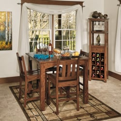 Genial Photo Of Oak Ridge Furniture   Jamesport, MO, United States. Madison Pub  Table