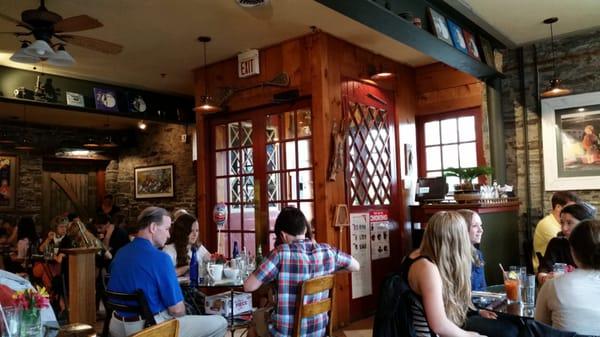 Ithaca Restaurants Breakfast