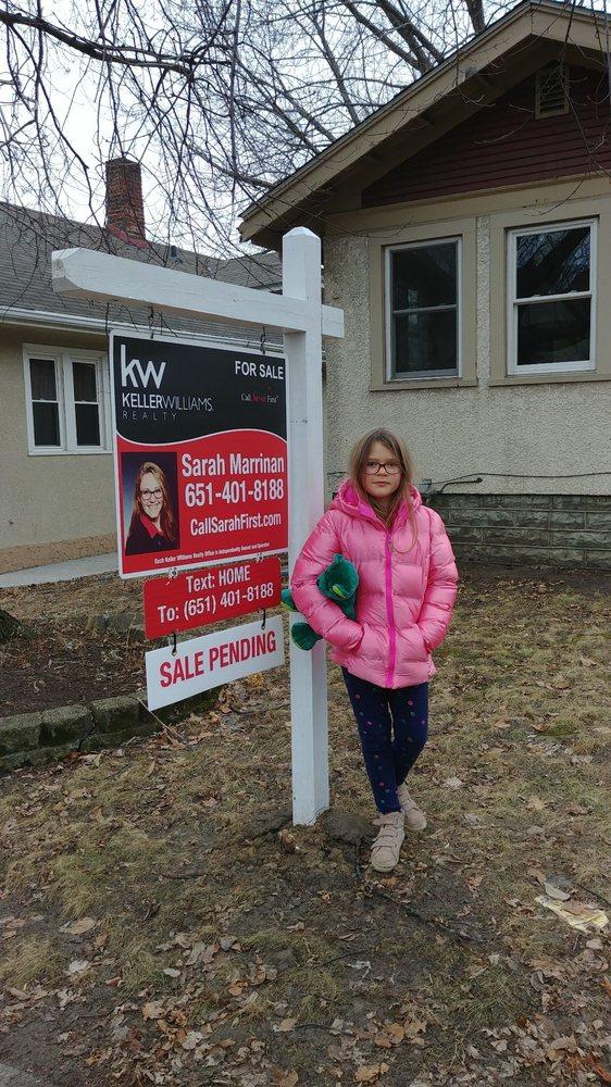 Sarah Marrinan - Keller Williams Premier Realty: Lino Lakes, MN