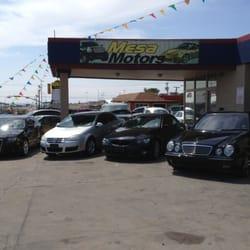 Photo of Mesa Motors - El Paso, TX, United States