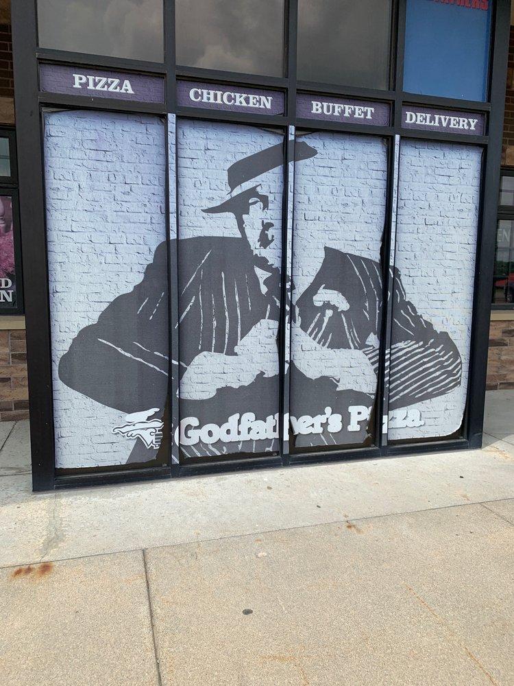 Godfather's Pizza: 556 Sargent St, Beatrice, NE