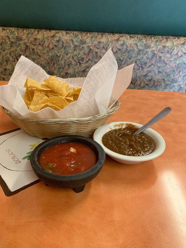 Don Jose Mexican Restaurant: 600 Central Ave, Estherville, IA