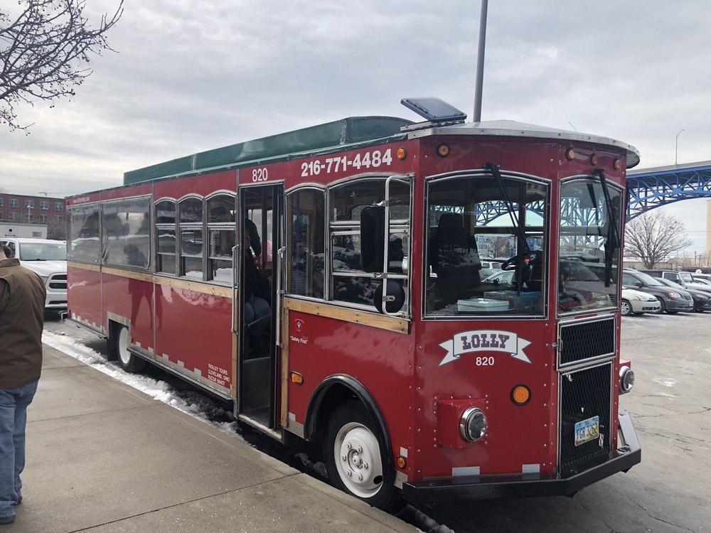 Trolley Tours of Cleveland: 2000 Sycamore St, Cleveland, OH