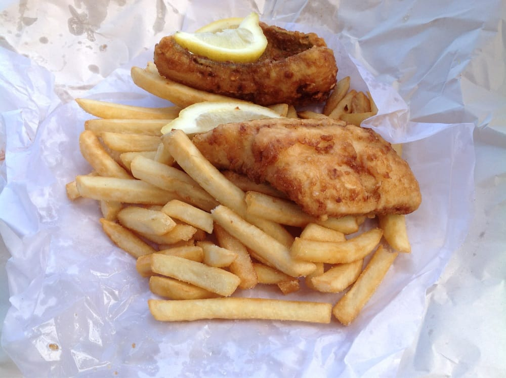 off the hook fish chips fast food 2 horton st port. Black Bedroom Furniture Sets. Home Design Ideas