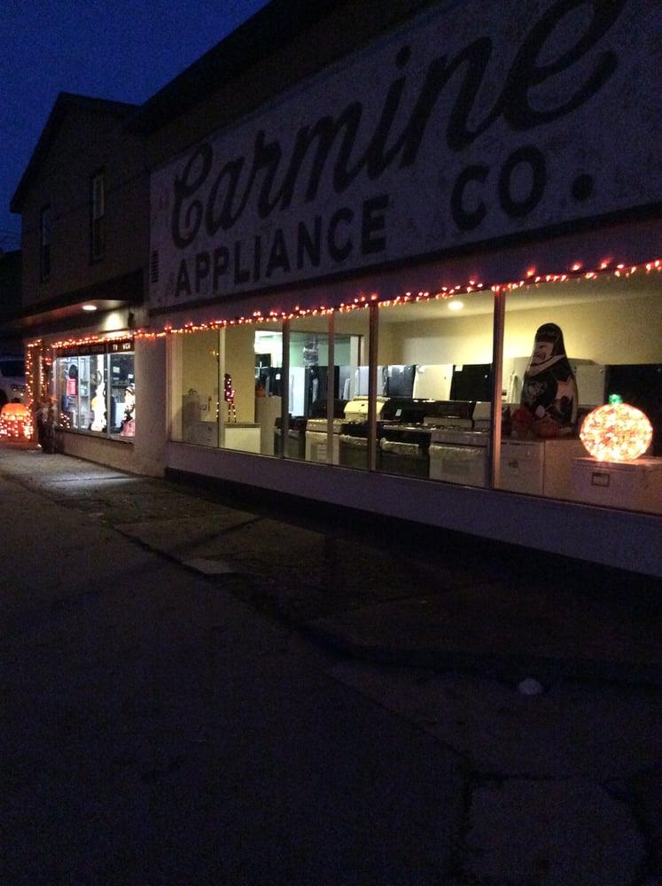 Carmine Appliance Co: 351 River Ave, Masontown, PA